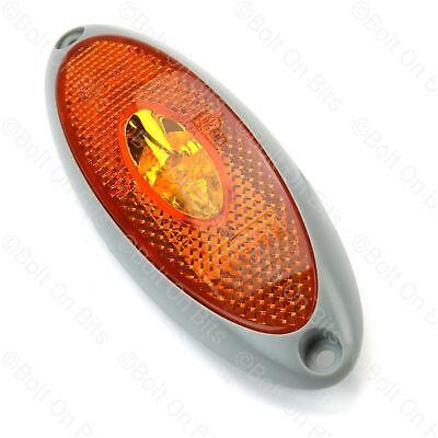Laika Rexosline Motorhome LED Amber//Orange Side Marker Light//lamp