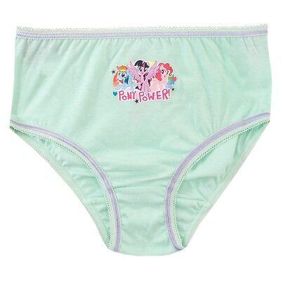 My Little Pony Underwear 5 Pack   Kids Pony Undies   Girls My Little Pony Pants 2