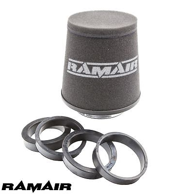 150Mm Breit 90Mm MM Hals RAMAIR Universal Kegel Filter Mit Aluminium Base