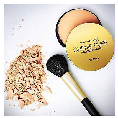 Max Factor Creme Puff 2in1 Face Compact Pressed Powder Foundation 21g 6
