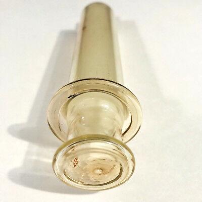 20 mL / cc GLASS SYRINGE LUER LOCK TIP TO SLIP TIP DISPENSE NEW FREE S&H USA 5