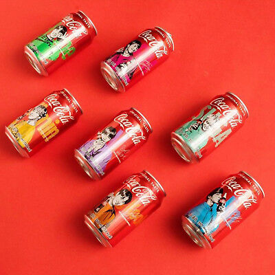 SOME DENTS BTS Coca Cola Coke Aluminum Can Limited Special Edition BangtanBoys