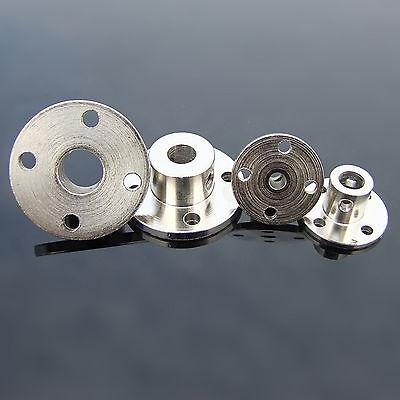 3mm-12mm Rigid Flange Coupling Motor Guide Shaft Coupler Motor Connector