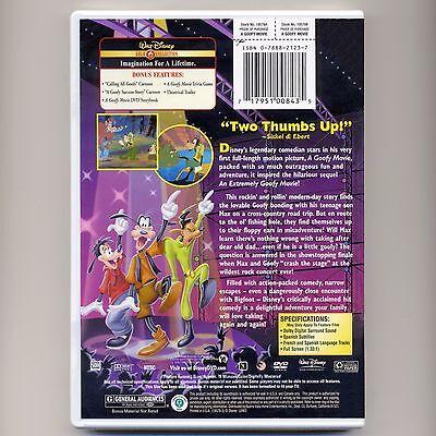 WALT DISNEY: A Goofy Movie 1995 G animated comedy movie ...