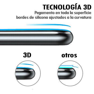 Protector Pantalla Xiaomi Pocophone F1 Cristal Templado 3D 9H Pantalla Completa 3