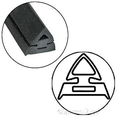 2.5m Door Seal Glue for Diplomat Hygena Schreiber Oven Cooker 3 4 Sided Clips