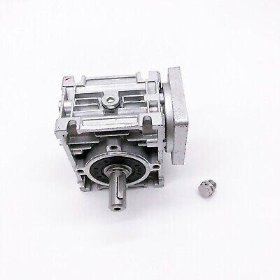 5:1 Worm Gear Reducer Speed Gearbox NMRV030 for NEMA23 Sevor / Stepper Motor 7