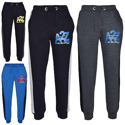 Kids Jogging Suit Boys Girls Designer's Tracksuit Zipped Top Bottom Age 7-13 Yr 4