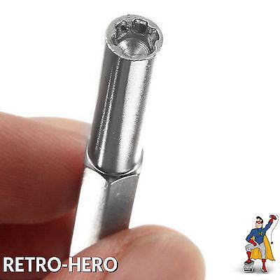 Sicherheits-Schraubendreher Bits 3,8 + 4,5mm Nintendo GameCube Game Boy N64 SNES