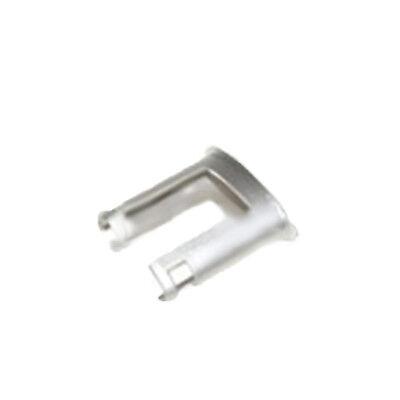 NEFF Genuine Oven Cooker Hob Switch Knob Collar Surround Shroud Bezel Silver