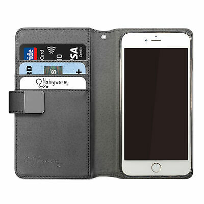 Personalised Photo Phone Case, Leather Flip Cover For Apple/Samsung/Sony Phone 6