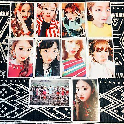 [TWICE] Photocard Momo Official Preorder Special SIGNAL 4th Mini Album 모모 7