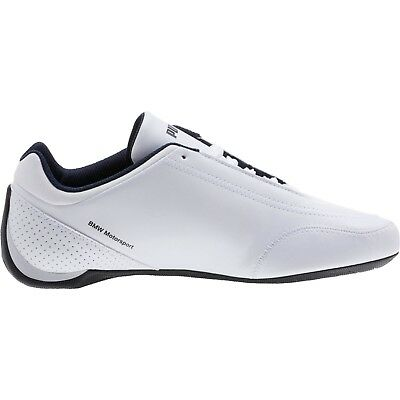 ... New men s Puma Future Kart Cat BMW Motorsport shoes white blue black  306216-02 3 0ac752f7f