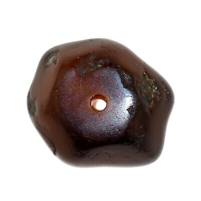 (2522) Ancient  Agate Bead from China-Tibet,  唐朝 5