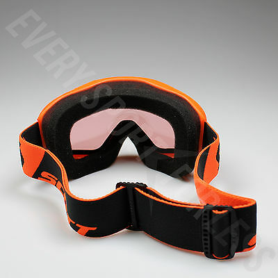 dacf6b40d38 ... Scott Fact Illuminator Lens Ski Snowboard Goggles - Orange (NEW) Lists     50