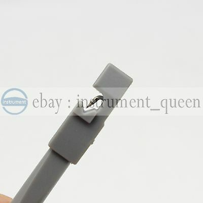 insulation piercing alligator Probes clip + fluke TL224 test leads red/black