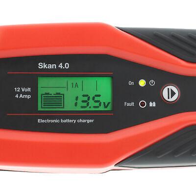 JMP SKAN 4.0 Batterie Ladegerät 1 4A 12V Can Bus für