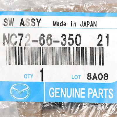 Genuine OEM Mazda NC72-66-350-21 Tan Center Power Window Switch 2001-2005 Miata