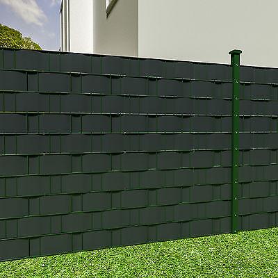 Pvc Sichtschutz Streifen Sichtschutzfolie Doppelstabmatten Zaun 35m