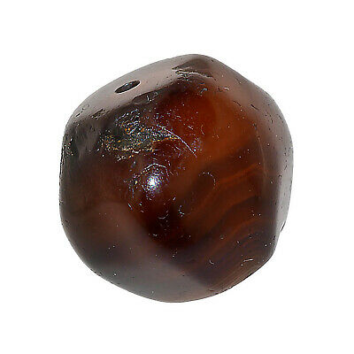 (2522) Ancient  Agate Bead from China-Tibet,  唐朝 8
