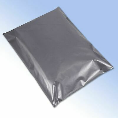 Grey Mailing Bags Strong Post Mail Postage Poly Bag Postal Self Seal Plastic 4