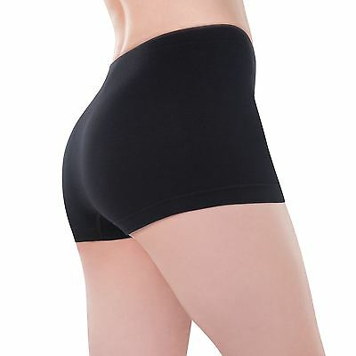 Ladies Boy Booty Shorts Hot Pants Boxers Stretch Soft Under Fancy Dress Costume 4