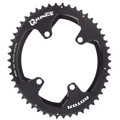 Shimano Road Chainring SET-50//34,52//36 ROTOR Round rings  Aldhu 3D 53//39 T