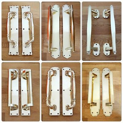 Chrome Or Nickel Escutcheons Door Keyhole Cover Plates Handles Knobs Covers 5