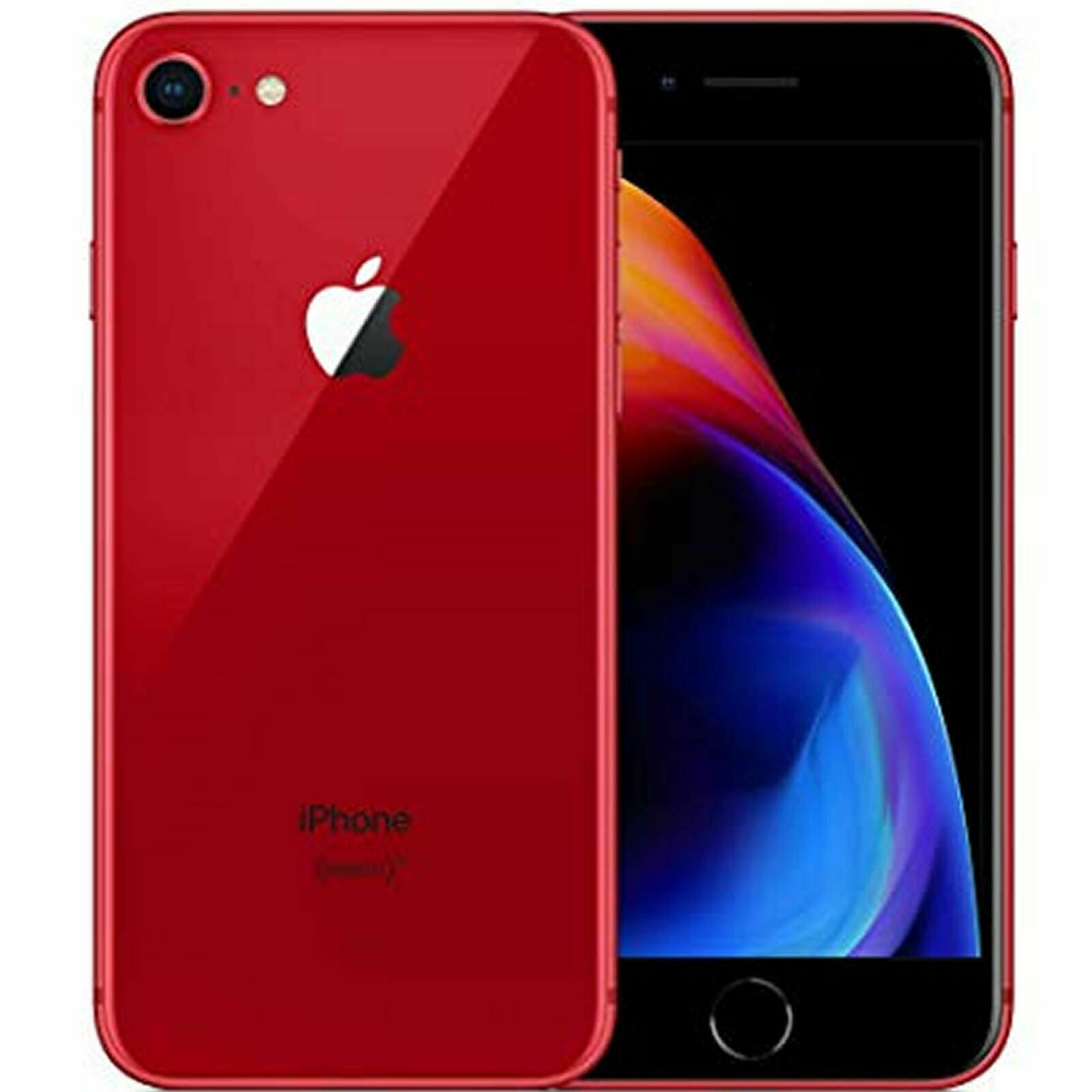 Apple Iphone 8 - 64Gb  Top Handy Ohne Vertrag Farben Smartphone De Versand 5