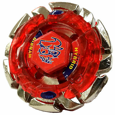 Rapidity Beyblade Gyroscope Toys Power Poison Serpent Fusion Masters BB69 Wh