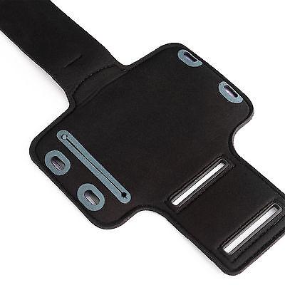 Running High Quality Adjustable Neoprene Armband Tie Samsung Galaxy S6 Hot Pink