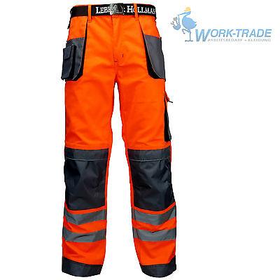 Arbeitshose Bundhose Arbeitskleidung Schutzkleidung Orange Grau Schwarz Gr.46-62