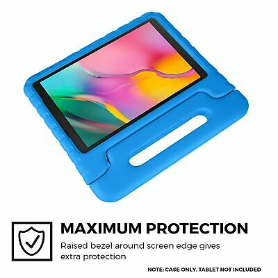 """Samsung Galaxy Tab A 2019 10.1"""" Full Body Case Handle Stand For Kids T510 T515 11"""