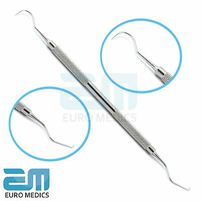 Dog Teeth Tartar Remover Animal Teeth Care Dentist Explorer Scaler 23/17A New CE
