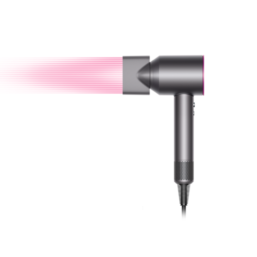 Dyson Official Outlet - Supersonic Hair Dryer, Fuchsia, Refurbished 4