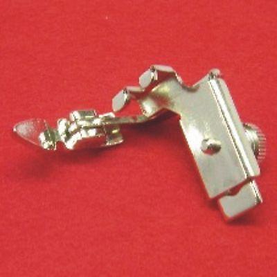 Low Shank Adjustable Zipper Foot Singer~Brother~Kenmore~Janome~Babylock #1805