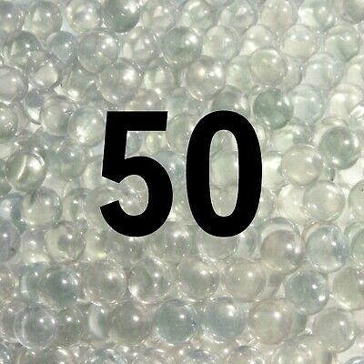 14mm Clear Glass Bubble Glass marble - ideal for Vase decoration - fish tanks 6
