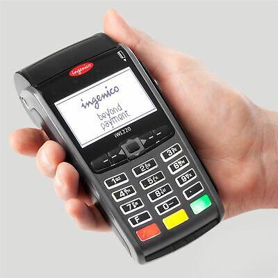57mm x 40mm BPA FREE Thermal Paper Credit Card PDQ Streamline Machine Till Rolls 3
