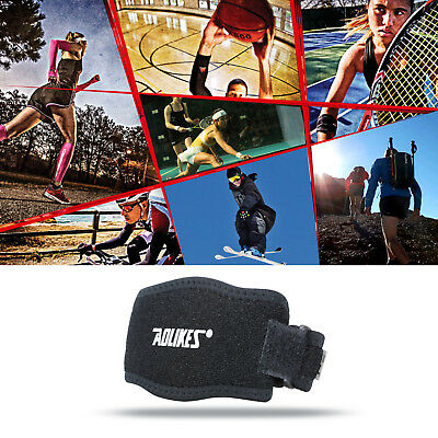 NEW Adjustable Tennis/Golf Elbow Support Brace Strap Band Forearm Protection