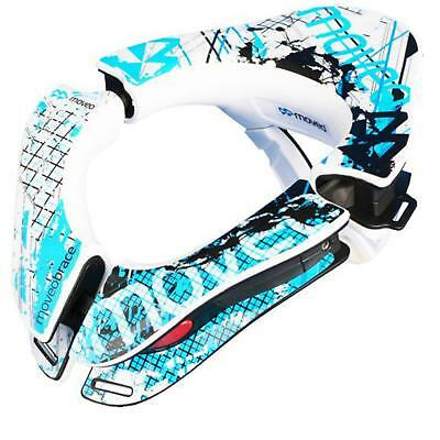 Moveo Sticker DEKOR Kit Rush DEAufkleber Protektor Neck Brace Decor MX Enduro