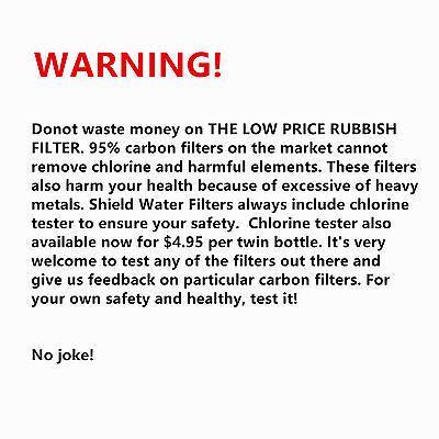 PLATINUM ANTIBACTERIAL Twin Undersink Water Filter System SUS304 Tap QuickChange 3