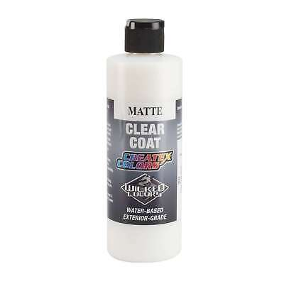 Createx Colors Waterbased Acrylic Clear Coats for airbrushing 4