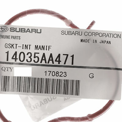 SUBARU OEM 11-15 Forester-Engine Intake Manifold Gasket 14035AA580