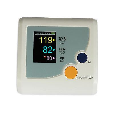 New Digital Blood Pressure Monitor Electronic Sphygmomanometer Automatic NIBP 3