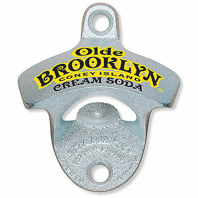 OLDE BROOKLYN CONEY ISLAND CREAM SODA Starr Opener NEW!