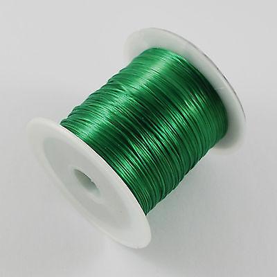 Gummiband elastisch ø 0,5 //0,6//0,7//0,8//1,0 mm    Nylonfaden Perlenfaden
