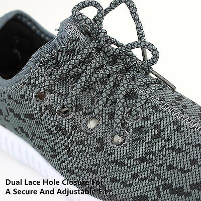 Kid's Toddler Sneakers Boy Girl Running Lace Up Shoes Mesh Upper Athletic Unisex