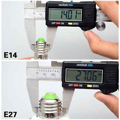 E27 E14 7W 9W 12W 15W 20W 25W 5730 SMD LED Corn Bulb Lamp Light Bright 110/220V 7