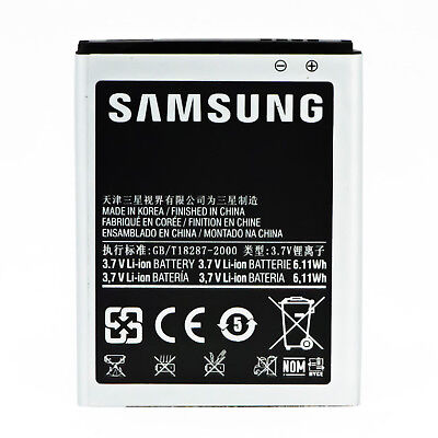 New Premium OEM Battery Replacement for Genuine Samsung Galaxy S2 S3 S4 S5 AU 3