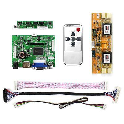 "HDMI VGA AV Audio Controller Board for 17"" 19"" 1280x1024 4CCFL 30Pin LCD Panel 2"